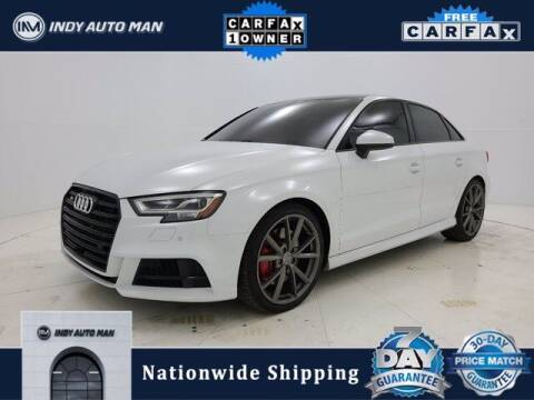 2018 Audi S3 for sale at INDY AUTO MAN in Indianapolis IN