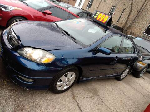 2007 Toyota Corolla for sale at 5 Stars Auto Service and Sales in Chicago IL