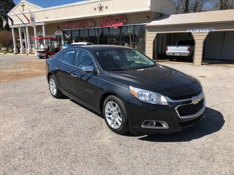 2014 Chevrolet Malibu for sale at Townsend Auto Mart in Millington TN