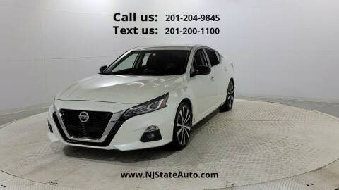 2019 Nissan Altima for sale at NJ State Auto Used Cars in Jersey City NJ