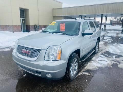 2013 GMC Yukon for sale at Big Three Auto Sales Inc. in Detroit MI