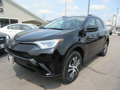 2017 Toyota RAV4 for sale at Dam Auto Sales in Sioux City IA