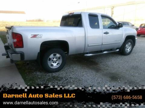 2010 Chevrolet Silverado 1500 for sale at Darnell Auto Sales LLC in Poplar Bluff MO
