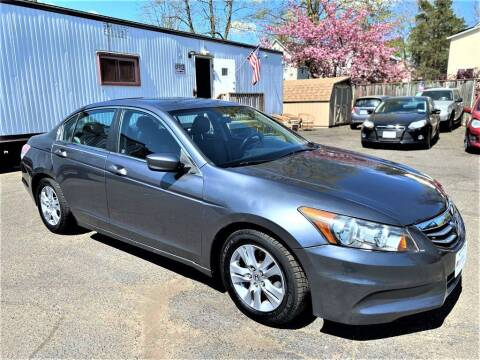 2012 Honda Accord for sale at Exem United in Plainfield NJ