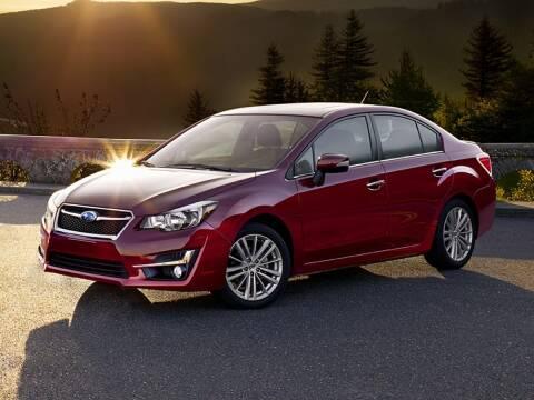 2016 Subaru Impreza for sale at Bill Gatton Used Cars - BILL GATTON ACURA MAZDA in Johnson City TN