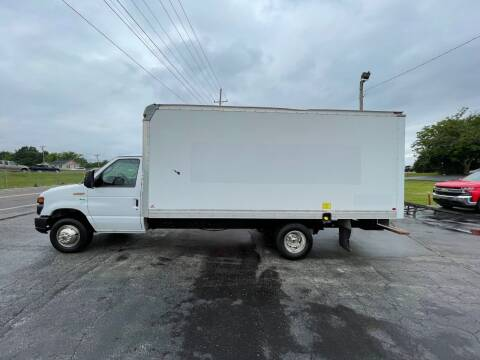 2013 Ford E-Series Chassis for sale at MYLENBUSCH AUTO SOURCE in O'Fallon MO