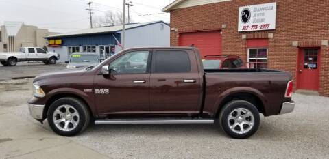 2014 RAM Ram Pickup 1500 for sale at DANVILLE AUTO SALES in Danville IN
