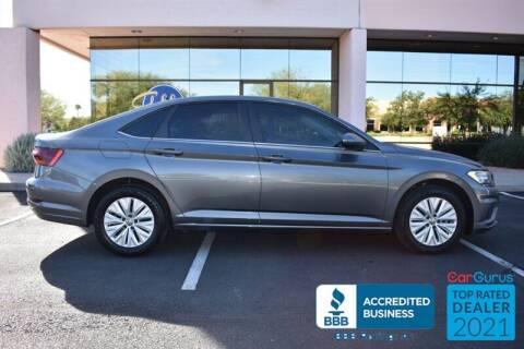2019 Volkswagen Jetta for sale at GOLDIES MOTORS in Phoenix AZ