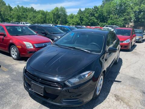 2015 Dodge Dart for sale at Best Buy Auto Sales in Murphysboro IL