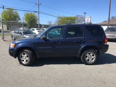 2003 Ford Escape for sale at Mike's Auto Sales of Charlotte in Charlotte NC