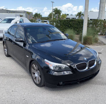 2006 BMW 5 Series for sale at World Wide Auto in Fayetteville NC