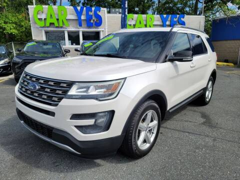 2016 Ford Explorer for sale at Car Yes Auto Sales in Baltimore MD