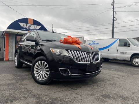 2011 Lincoln MKX for sale at OTOCITY in Totowa NJ