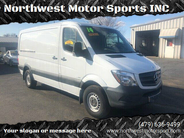 2014 Mercedes-Benz Sprinter Cargo for sale at Northwest Motor Sports INC in Rogers AR