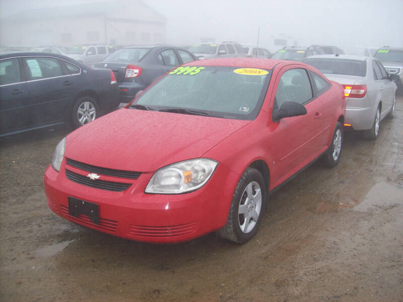 2008 Chevrolet Cobalt for sale at Summit Auto Inc in Waterford PA
