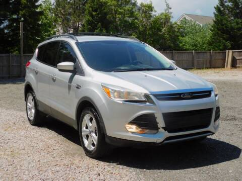 2013 Ford Escape for sale at Prize Auto in Alexandria VA