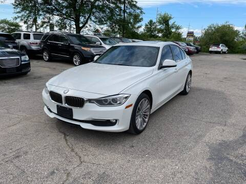 2015 BMW 3 Series for sale at Dean's Auto Sales in Flint MI