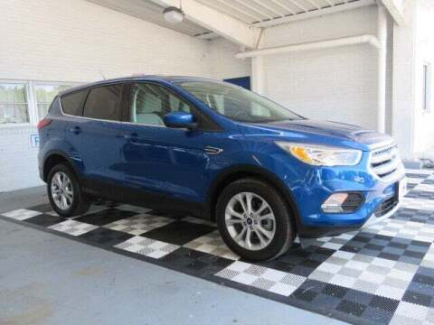 2019 Ford Escape for sale at McLaughlin Ford in Sumter SC