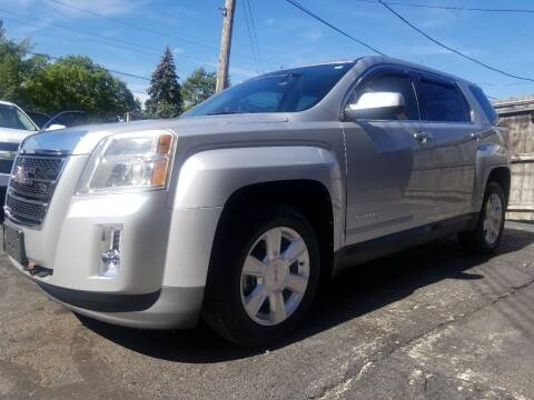 2012 GMC Terrain for sale at DALE'S AUTO INC in Mount Clemens MI
