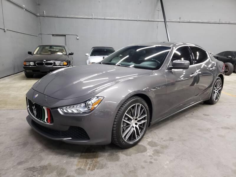 2014 Maserati Ghibli for sale at EA Motorgroup in Austin TX