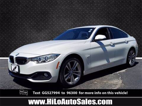 2016 BMW 4 Series for sale at Hi-Lo Auto Sales in Frederick MD