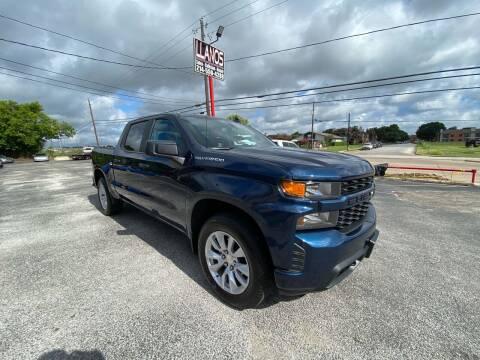 2020 Chevrolet Silverado 1500 for sale at LLANOS AUTO SALES LLC in Dallas TX