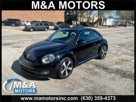 2012 Volkswagen Beetle for sale at M & A Motors in Addison IL