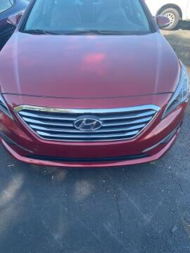 2015 Hyundai Sonata for sale at Capital Mo Auto Finance in Kansas City MO