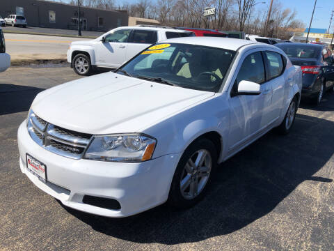 2012 Dodge Avenger for sale at Smart Buy Auto in Bradley IL