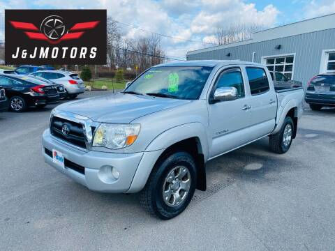 2008 Toyota Tacoma for sale at J & J MOTORS in New Milford CT