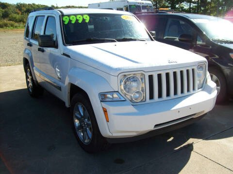 2012 Jeep Liberty for sale at Summit Auto Inc in Waterford PA