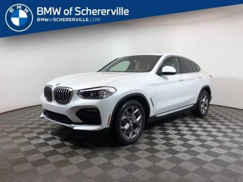 2021 BMW X4 for sale at BMW of Schererville in Shererville IN