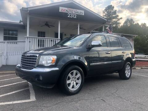 2008 Chrysler Aspen for sale at CVC AUTO SALES in Durham NC