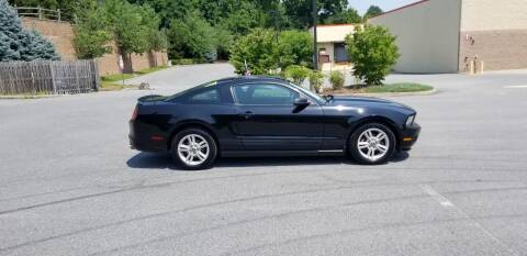 2010 Ford Mustang for sale at Lehigh Valley Autoplex, Inc. in Bethlehem PA