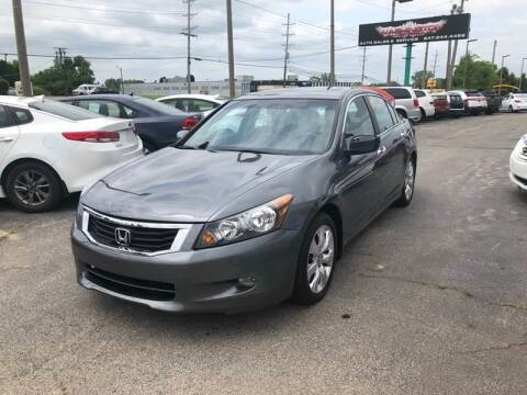 2010 Honda Accord for sale at Washington Auto Group in Waukegan IL