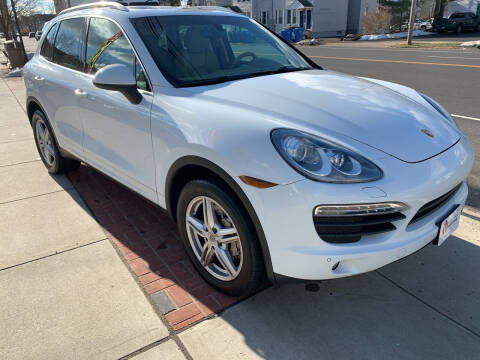 2014 Porsche Cayenne for sale at Viscuso Motors in Hamden CT