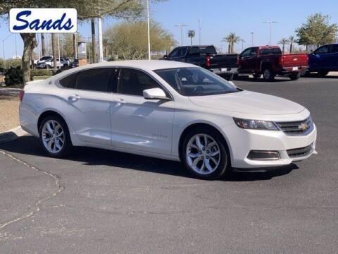 2015 Chevrolet Impala for sale at Sands Chevrolet in Surprise AZ