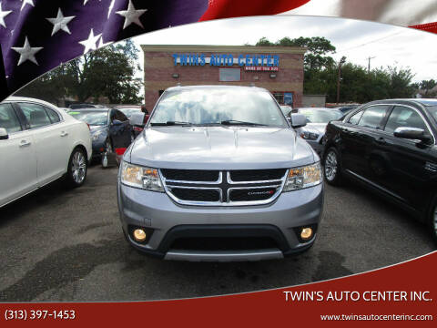 2015 Dodge Journey for sale at Twin's Auto Center Inc. in Detroit MI