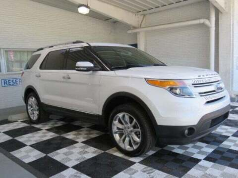 2013 Ford Explorer for sale at McLaughlin Ford in Sumter SC