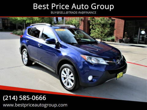 2014 Toyota RAV4 for sale at Best Price Auto Group in Mckinney TX
