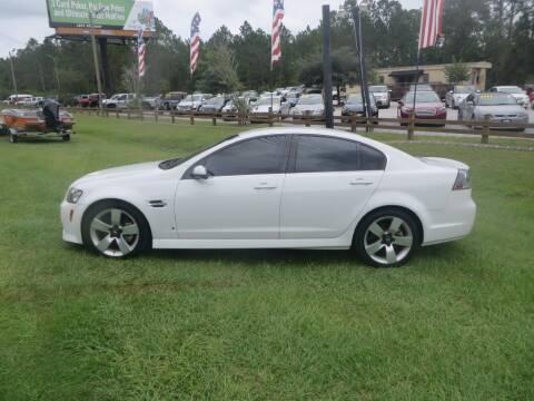 2009 Pontiac G8 for sale at Ward's Motorsports in Pensacola FL