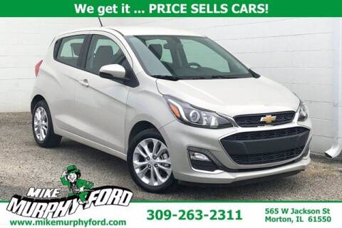 2020 Chevrolet Spark for sale at Mike Murphy Ford in Morton IL
