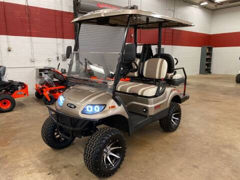 2021 Aetric 4 Seater lifted Golf Cart for sale at Columbus Powersports - Golf Carts in Columbus OH