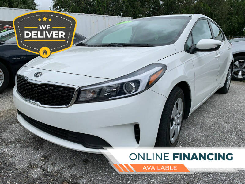 2018 Kia Forte for sale at Bargain Auto Sales in West Palm Beach FL