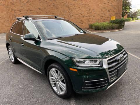 2018 Audi Q5 for sale at Vantage Auto Wholesale in Moonachie NJ