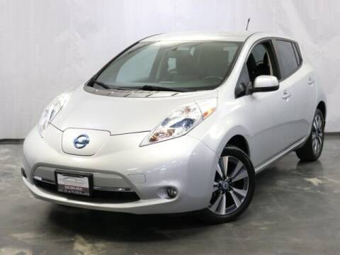 2013 Nissan LEAF for sale at United Auto Exchange in Addison IL
