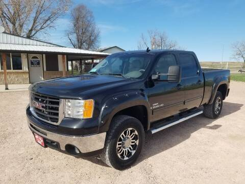 2009 GMC Sierra 2500HD for sale at Best Car Sales in Rapid City SD