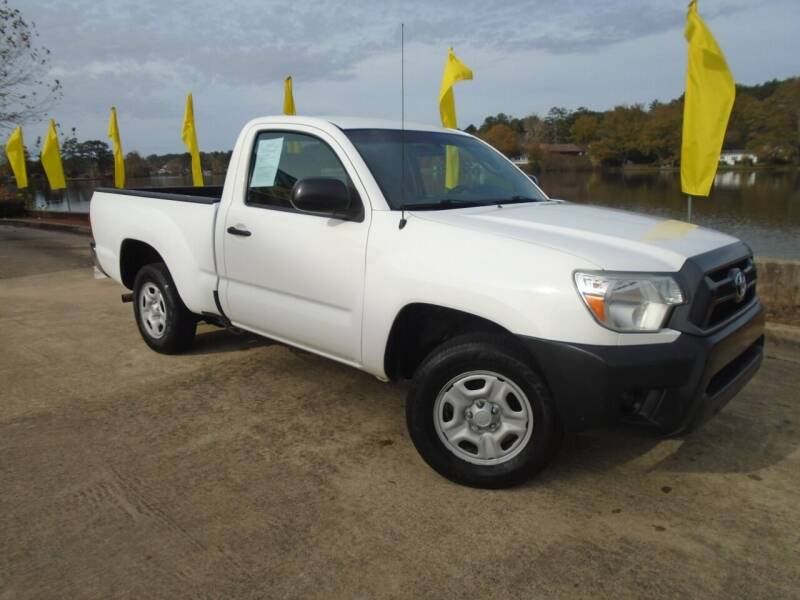 2013 Toyota Tacoma for sale at Lake Carroll Auto Sales in Carrollton GA