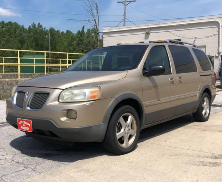 Used Pontiac Montana Sv6 For Sale In Ohio Carsforsale Com