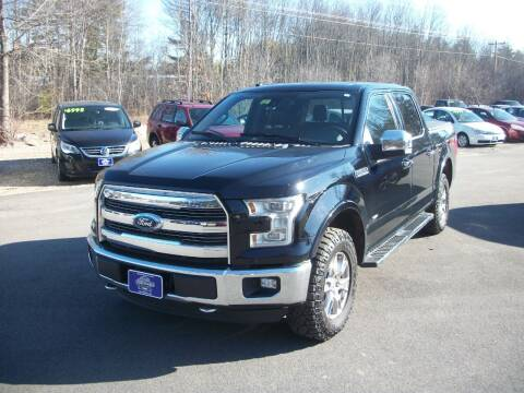 2016 Ford F-150 for sale at Auto Images Auto Sales LLC in Rochester NH
